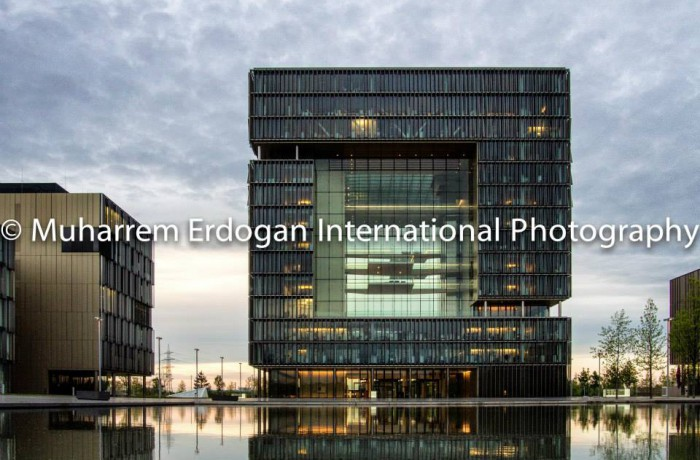 ARCHITECTURE GERMANY THYSSENKRUPP QUARTIER 04 – 05 – 2015