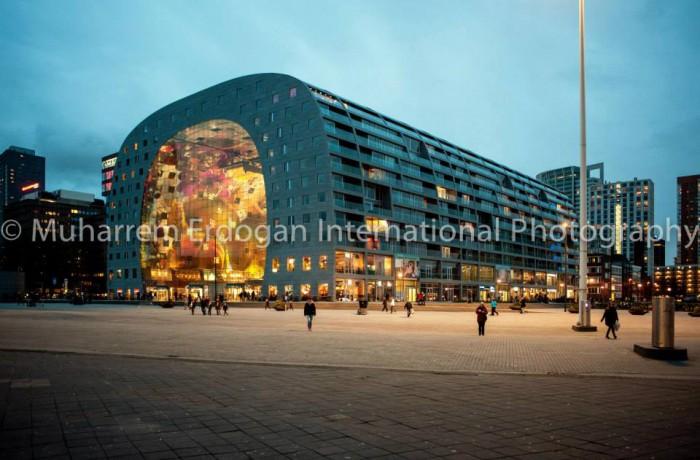 Architecture Rotterdam 11- 01 – 2015