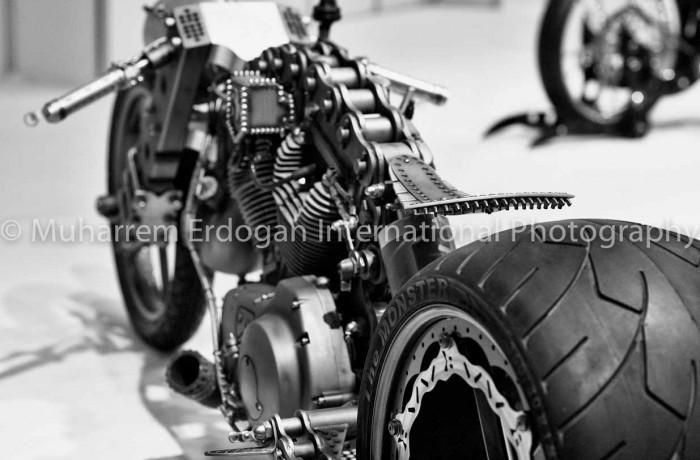 The RK CHAIN bike – from Rafik Kaissi