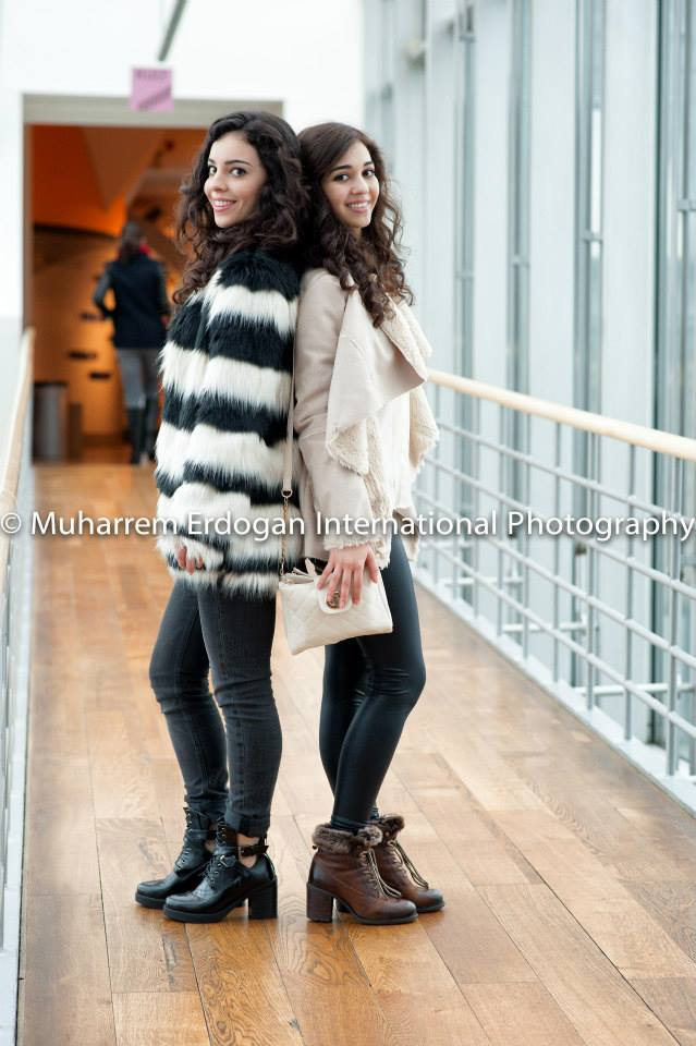 Damla and Dilara – 28.03.2015