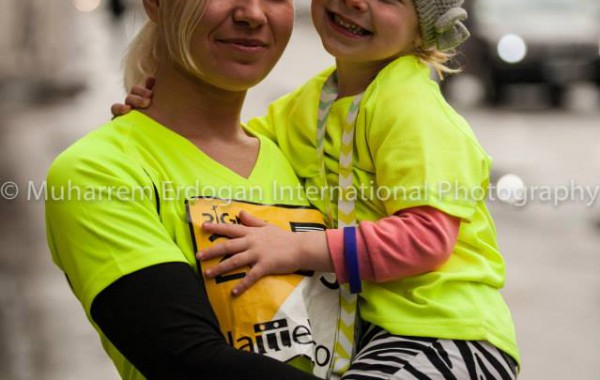 Kristīne and Emily –  Riga – May – 2015