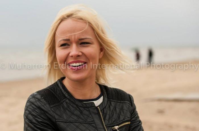 Kristīne – Jurmala – May 2015