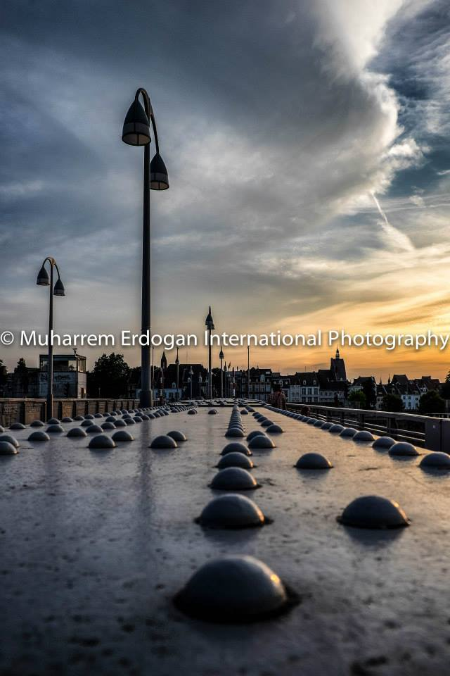 Night Impressions – Maastricht – Netherlands – 23 – 07 – 2015