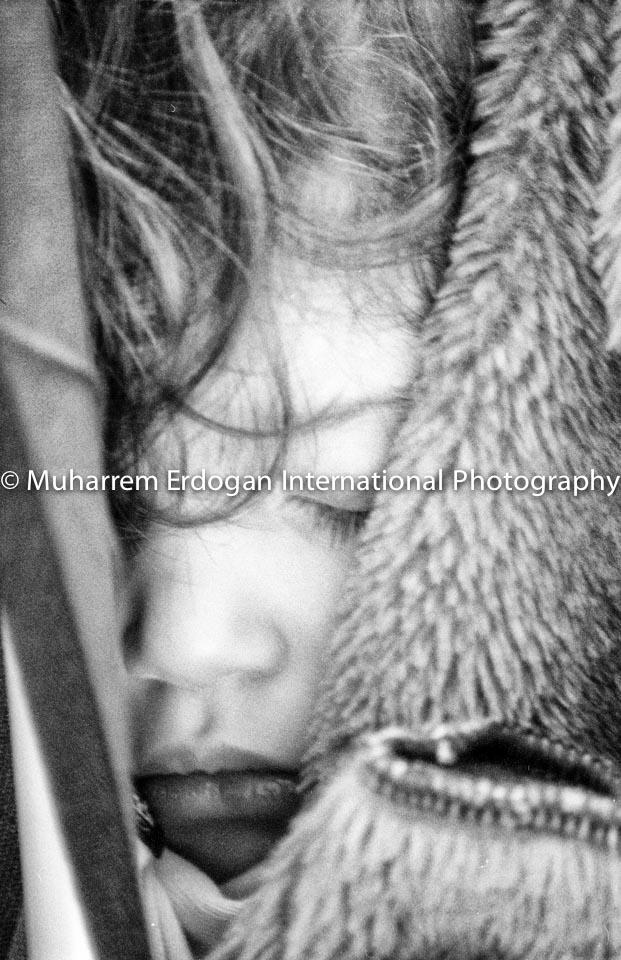 Clara – little sleeping angel – 2003