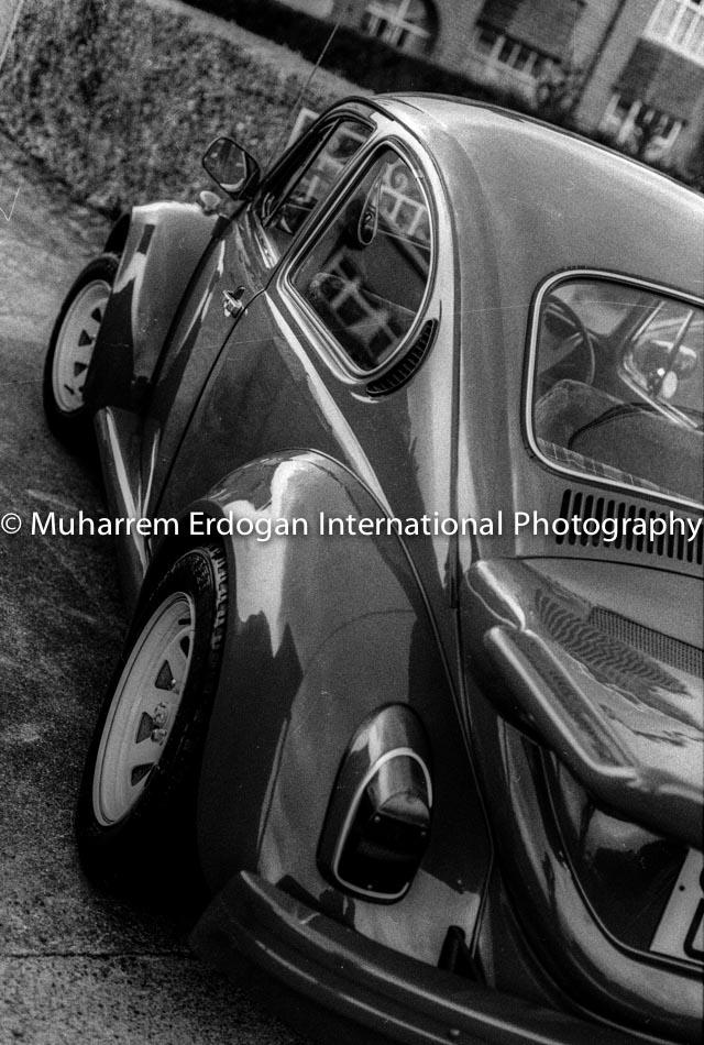 VW Beetle – IRELAND – AUGUST 1989