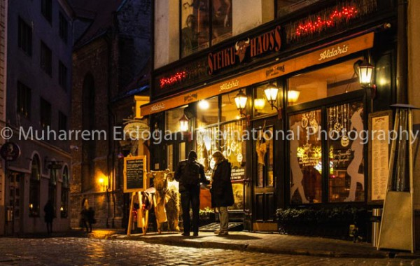 Night Impressions – Riga 04-12-2014