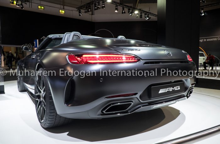 MERCEDES AMG GTC ROADSTER EDITION 50 TECHNO CLASSICA ESSEN 2017