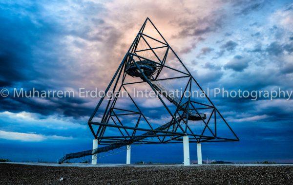 Tetraeder / Tetrahedron in Bottrop 2019