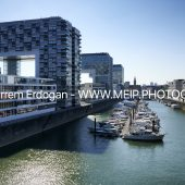 Rheinauhafen April 2020 – Cologne