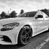 Mercedes C220 D AMG New Facelift 2020 Model